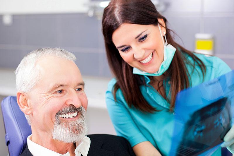 Dental Implants - Roxana R. Sayah, DDS, Los Angeles Dentist